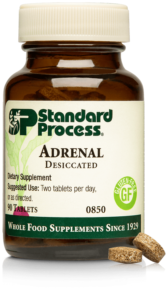 Adrenal Desiccated