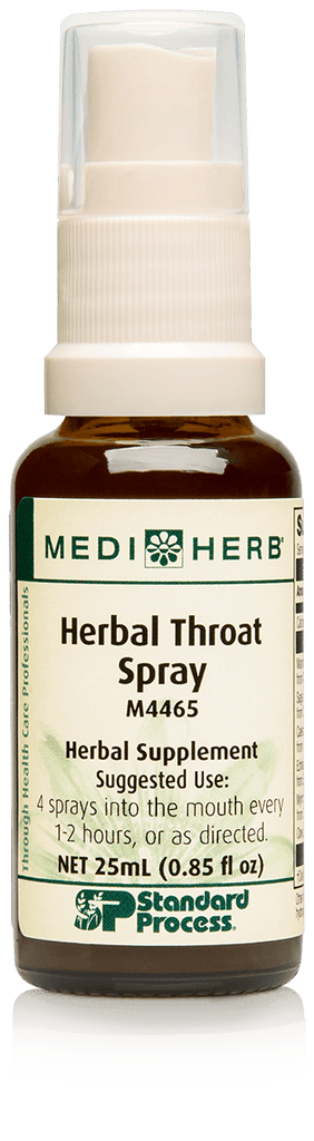 Herbal Throat Spray Phytosynergist®