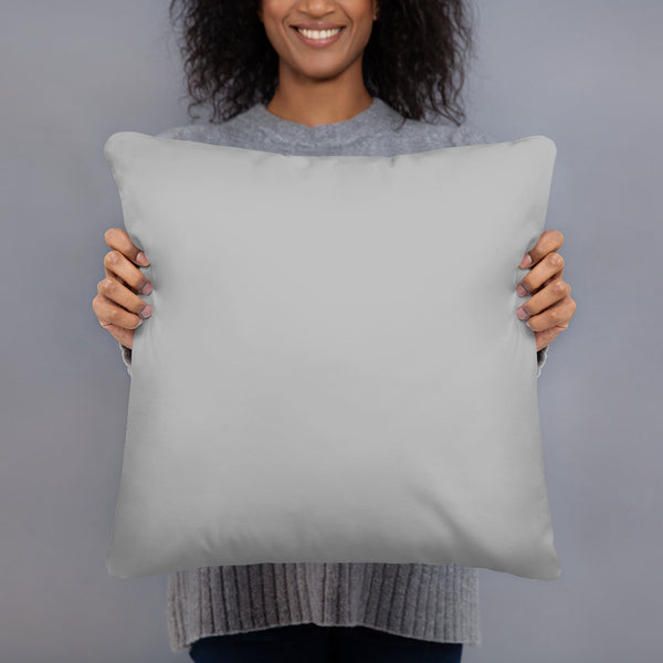 Basic Pillow all grey