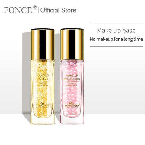 Luxury 24K Gold or Foil Pearl Essence all natural face gel