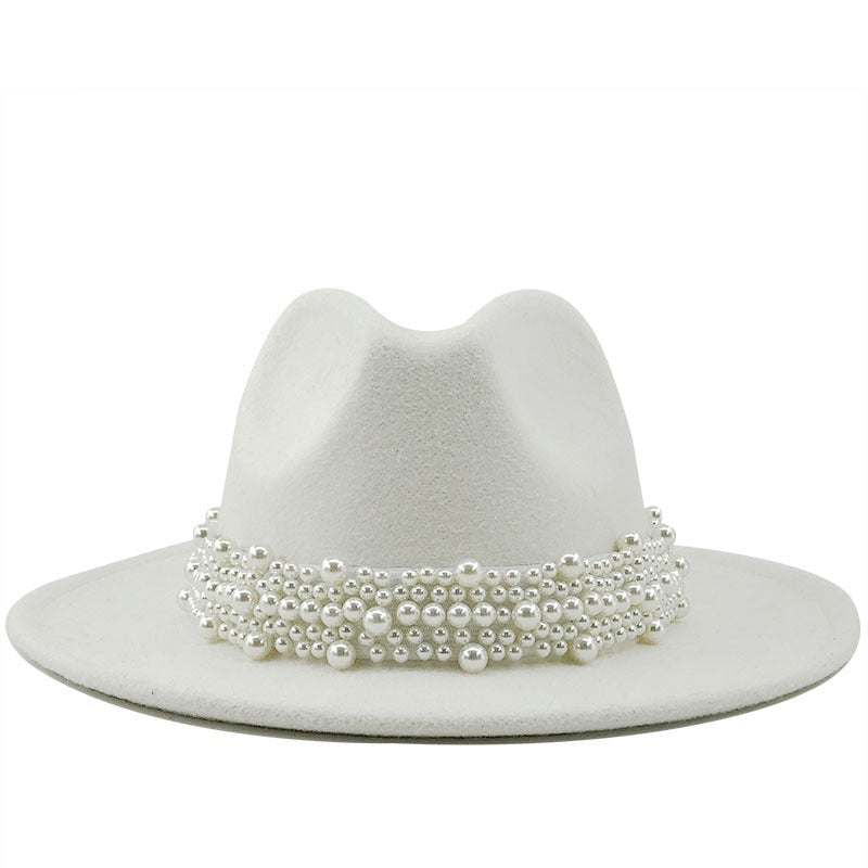 Pearls on Hats
