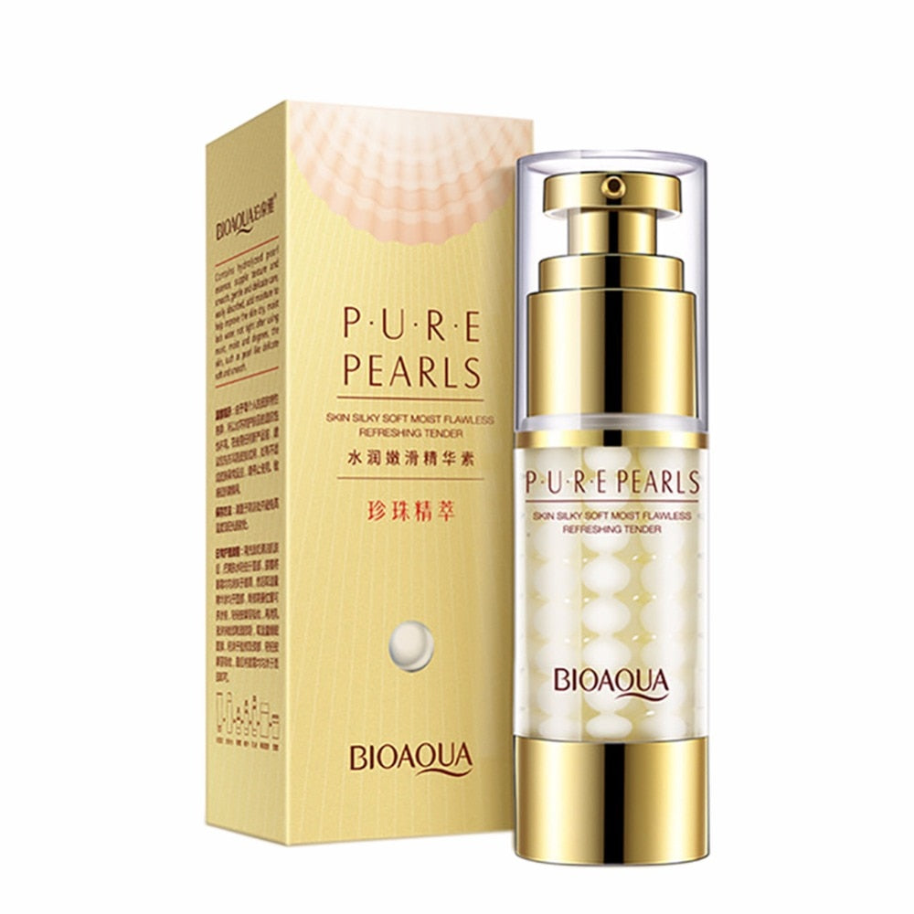Amazing Eye Cream with Essence Pearl and Pure Collage Hyaluronic Acid