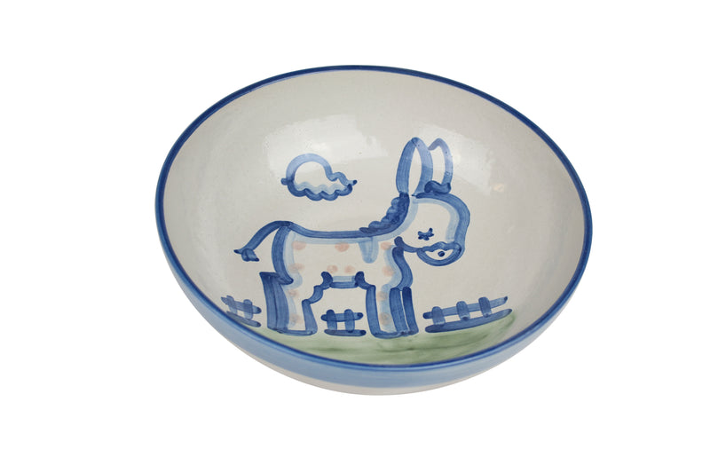 "11"" Regular Bowl - Donkey"