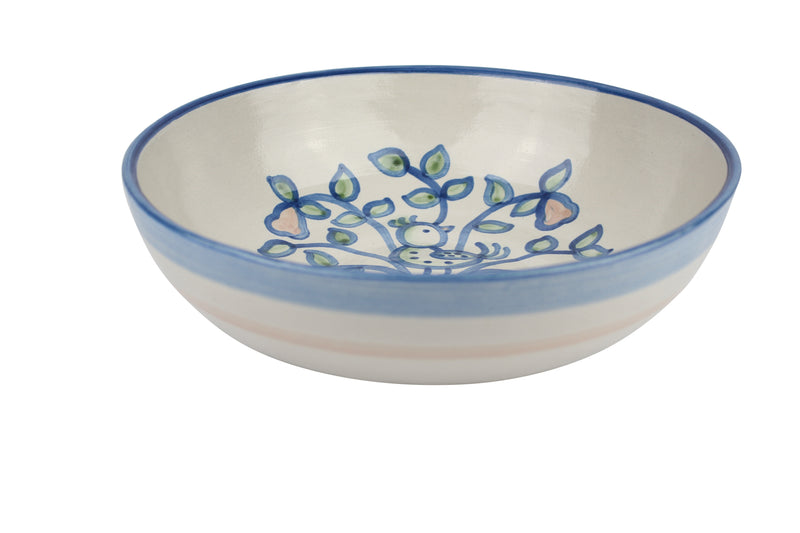 "11"" Regular Bowl - Partridge In A Pear Tree"