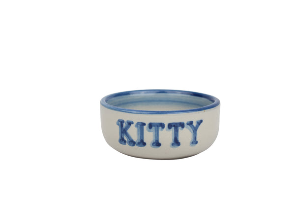 "4"" Pet Bowl - Kitty"