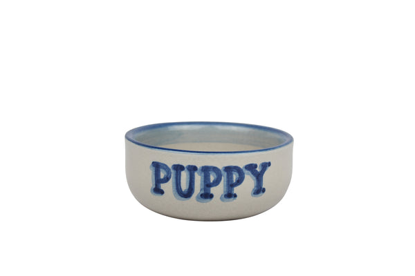 "4"" Pet Bowl - Puppy"