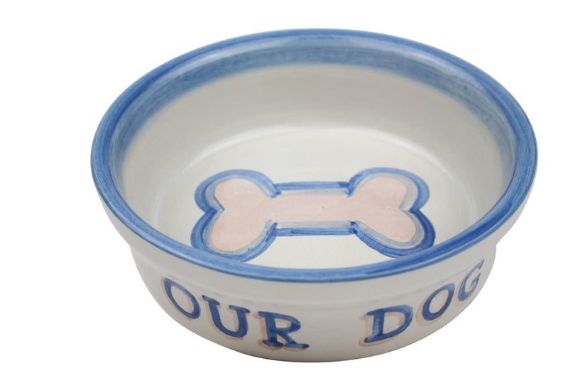 Regular Dog Bowl - Our Dog