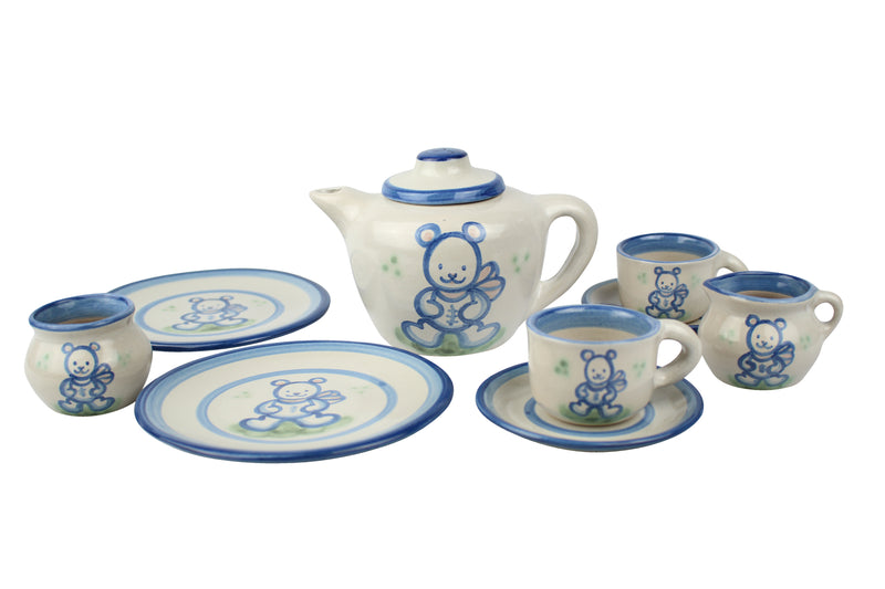 Tea set - Teddy Bear