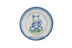 "6"" Child Plate - Teddy Bear"