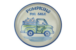 "12"" Serving Tray - Pumpkins for Sale"