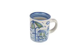 8 Oz. Mug - Beach Umbrella
