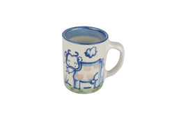 Personalized 8 Oz. Mug - Cow