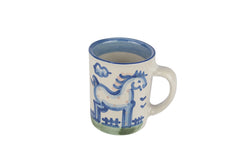 Personalized 8 Oz. Mug - Horse