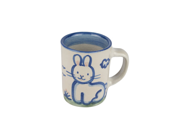 Personalized 8 Oz. Mug - Rabbit