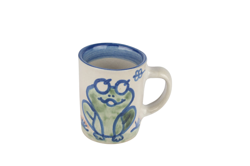 Personalized 8 Oz. Mug - Frog