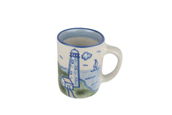 Personalized 8 Oz. Mug - Lighthouse