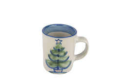 8 Oz. Mug - Christmas Tree