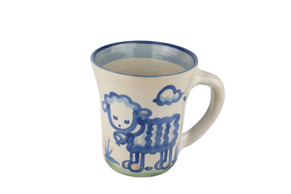 Personalized 12 Oz. Flare Mug - Lamb