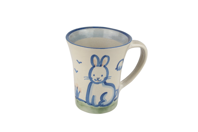 Personalized 12 Oz. Flare Mug - Rabbit