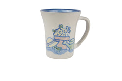 12 Oz. Flare Mug - Flower Pot