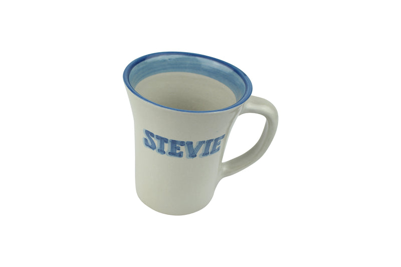 Personalized 12 Oz. Flare Mug - Anchor