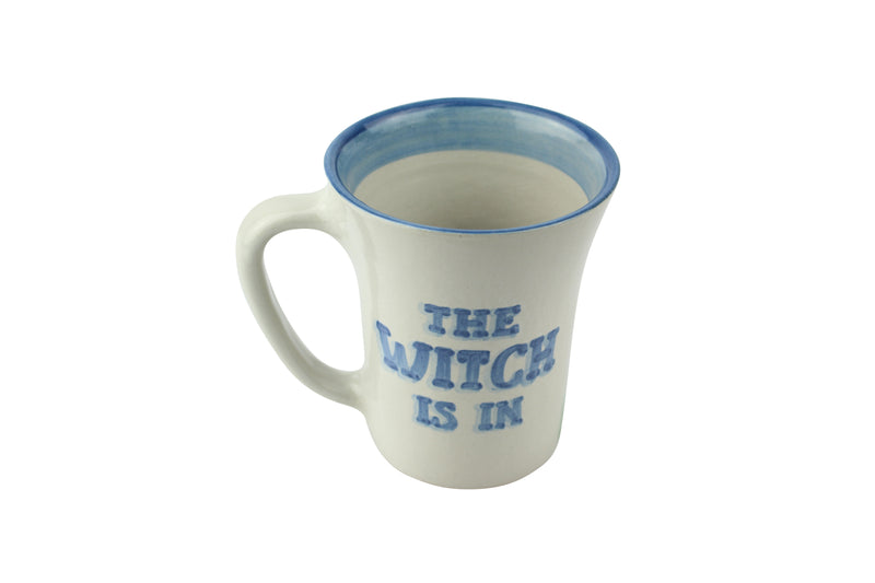 12 Oz. Flare Mug - The Witch Is In