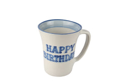 12 Oz. Flare Mug - Happy Birthday