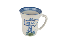 12 Oz. Flare Mug - To The Beach