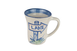 12 Oz. Flare Mug - To The Lake