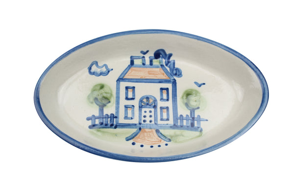 "10.5"" Oval Platters - House"
