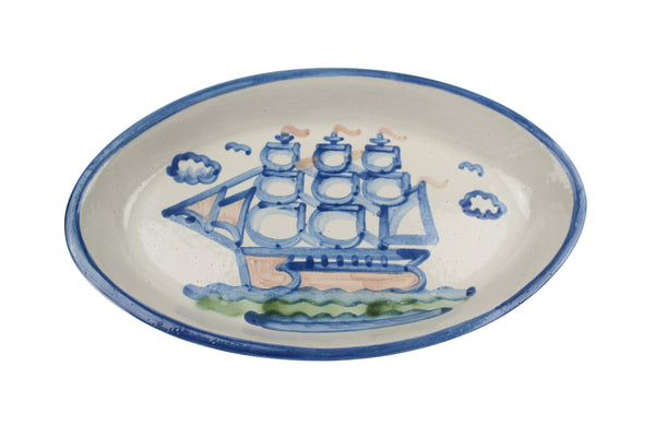 "10.5"" Oval Platters - Ship"