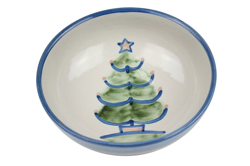 "8"" Regular Bowls - Christmas Tree"