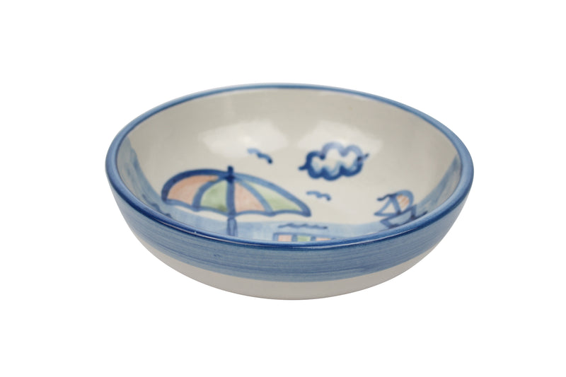 "7"" Regular Bowls - Beach Umbrella"
