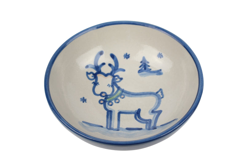 "7"" Regular Bowls - Reindeer"