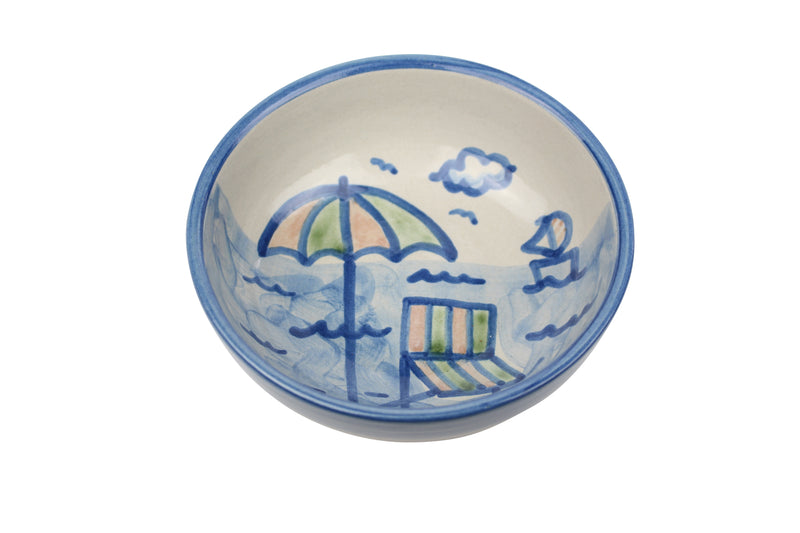 "5"" Regular Bowls - Beach Umbrella"