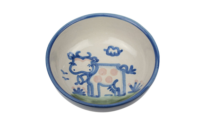 "5"" Regular Bowls - Cow"