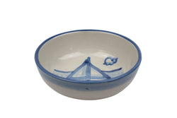 "5"" Regular Bowls - Sailboat"
