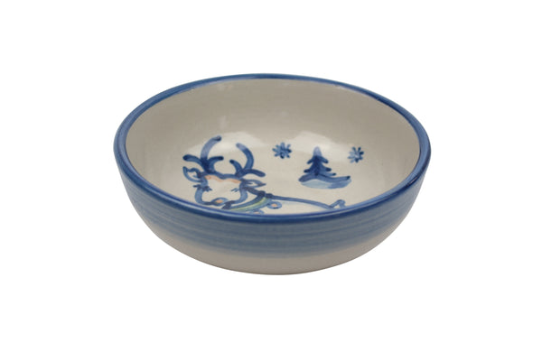 "5"" Regular Bowls - Reindeer"
