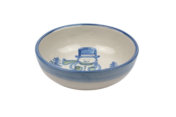 "5"" Regular Bowls - Snowman"
