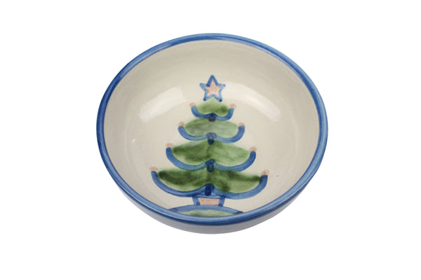 "5"" Regular Bowls - Christmas Tree"
