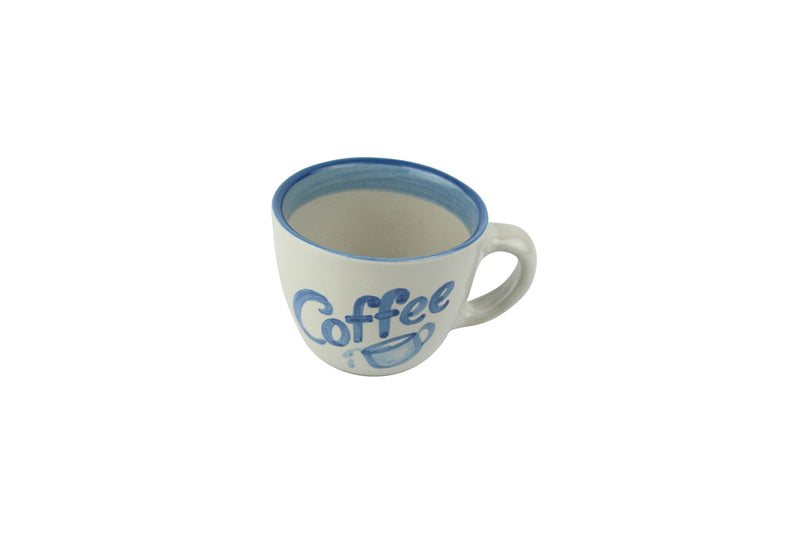Cup With Wording Coffee