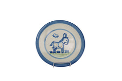 "9"" Lunch Plate - Donkey"