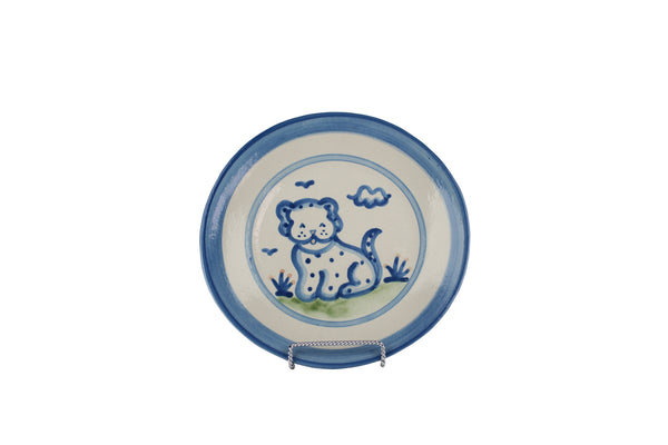 "9"" Lunch Plate - Dog"