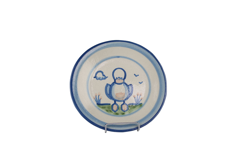 "9"" Lunch Plate - Duck"