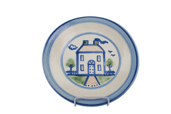 "9"" Lunch Plate - House"