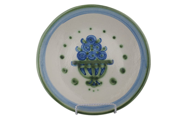 "9"" Lunch Plate - Bouquet"