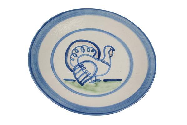"9"" Lunch Plate - Turkey"