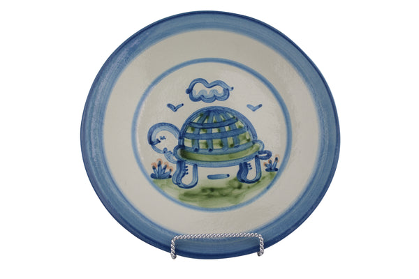 "9"" Lunch Plate - Turtle"