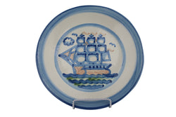 "9"" Lunch Plate - Ship"