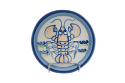 "6"" Bread Plate - Lobster"